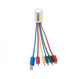 cable multiconector usb