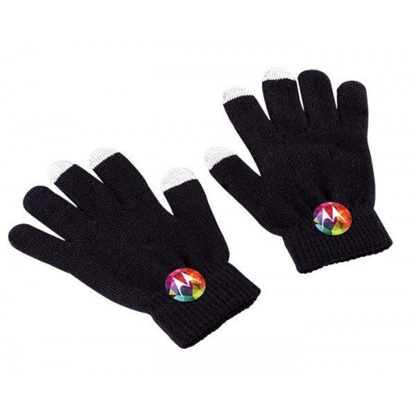 guantes para dispositivos electrónicos