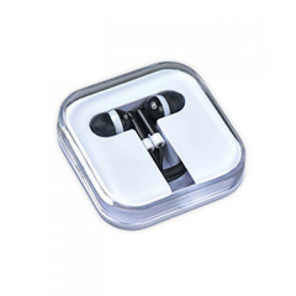 audífonos con estuche
