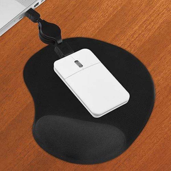 mousepad con cojín de gel