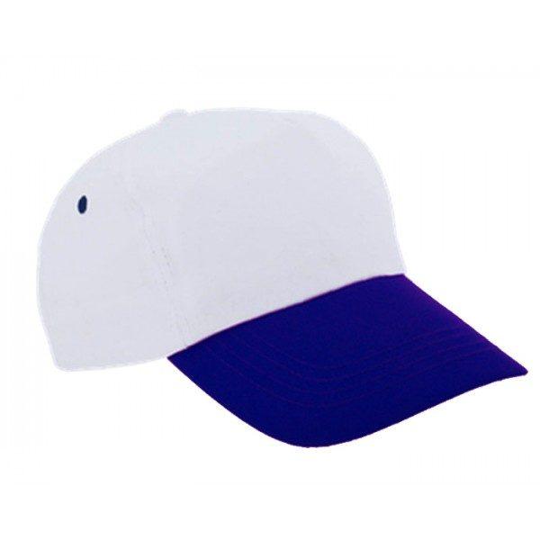 gorra bicolor