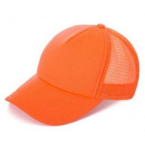gorra con red