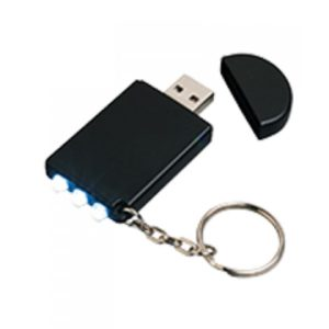 Mini lámpara NERJA con 3 leds. Se carga con USB