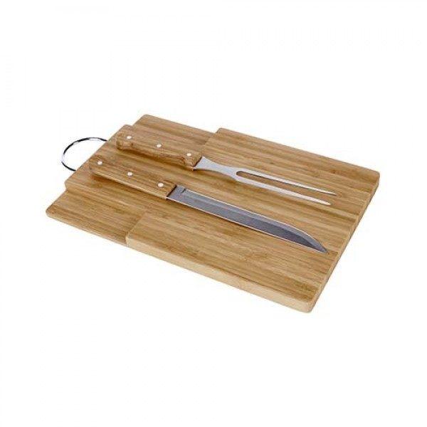 Tabla y cuchillos jartum