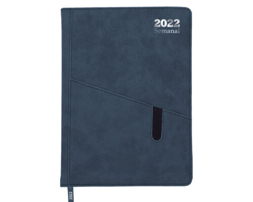 agenda-semanal-premium-2022-azul-marino